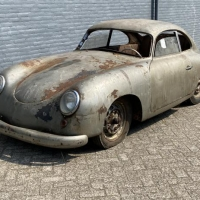Former Elfenbein: 1953 Porsche 356 Coupè