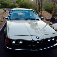 Land shark: 1983 BMW 633 CSi