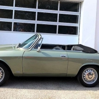 Polished intake: 1965 Alfa Romeo Giulia GTC by Touring