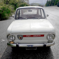 Quick family car: 1966 Abarth OT 850 Berlina