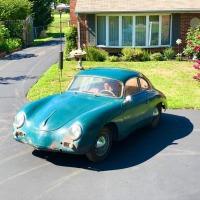 American Fjord: 1959 Porsche 356A Coupé