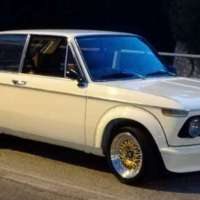 Racing DNA: 1973 BMW 1802 Touring
