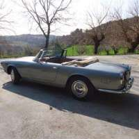 Accessible rarity: 1968 Lancia Flaminia Convertible 2.8 by Touring