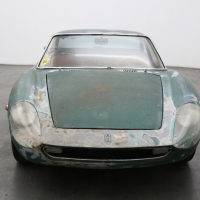 Spotted green: 1967 De Tomaso Vallelunga