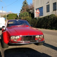 Wide hips: 1972 Alfa Romeo GT Junior by Zagato