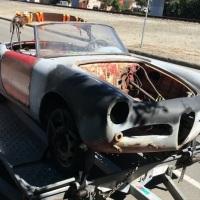 Early bird: 1956 Alfa Romeo Giulietta Spider