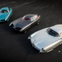 Legendary triptych: Alfa Romeo B.A.T. 5, 7, 9d to auction
