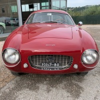An early one: 1957 Lancia Appia GT by Zagato