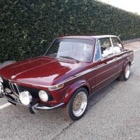 Euro rod: 1974 BMW 1602