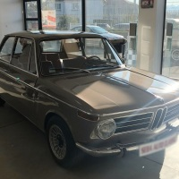 Rare steak: 1967 BMW 1600 TI