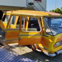 Groovy times: 1969 Renault Estafette R2137