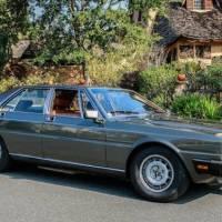 V8 living room: 1984 Maserati Quattroporte 4.9