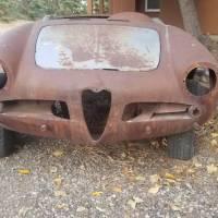 Ground zero: 1958 Alfa Romeo Giulietta Spider Veloce