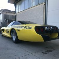 Land speed record: 1991 Colani Corvette Prototype Racer