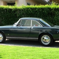 Impeccable: 1965 Fiat 1600S Coupé