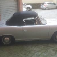 Rare silver: 1964 Fiat 600 Cabriolet by Scioneri