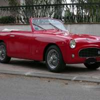 Small is good: 1950 Siata Amica by Bertone