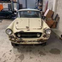 The quest for parts: 1958 Fiat 1200 Granluce by Viotti