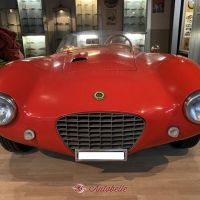 Green tangerine: 1956 Mandarini 1100 Sport by Colli