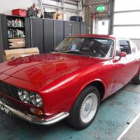 Red machine: 1968 OSI 20M TS Coupé