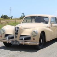 Australian delivered: 1949 Alfa Romeo 6C 2500 Sport Freccia d'Oro