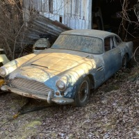 A life: 1962 Aston Martin DB4 by Touring
