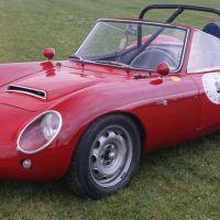The other bull: 1960 Conrero-Alfa Romeo Barchetta