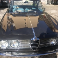 Unusual displacement: 1961 Alfa Romeo 2000 Sprint