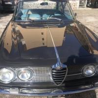 Unusual displacement: 1961 Alfa Romeo 2000 Sprint