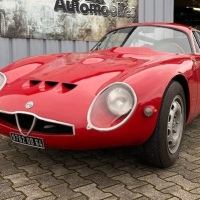 First steps: 1963 Alfa Romeo TZ replica by Greppi