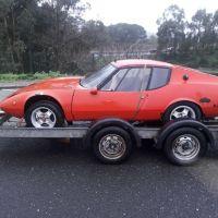 Venomous: 1971 Abarth Scorpione 1300 S