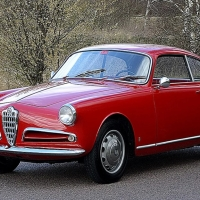 #349: 1955 Alfa Romeo Giulietta Sprint