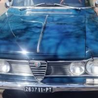 Bluette sleeper: 1964 Alfa Romeo Giulia TI