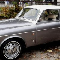 Seriously fun: 1969 Volvo Amazon 123GT