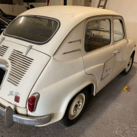 The second one: 1956 Fiat 600 Lucciola by Francis Lombardi