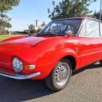 Almost Sportiva: 1969 Moretti 850 Special S4
