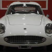 White racer: 1962 OSCA 1600 GT by Zagato