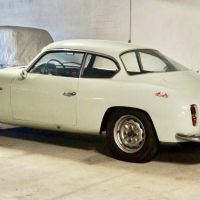 Producer's car: 1963 Lancia Appia Sport by Zagato