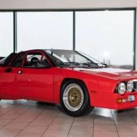 SE 037-001: 1980 Lancia 037 prototype