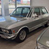 Labor of love: 1970 Fiat 130
