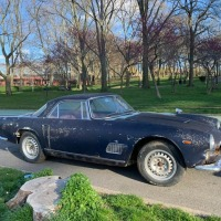 54 years ownership: 1962 Maserati 3500 GTi by Touring