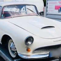 To be refreshed: 1961 DKW 1000 SP Coupé