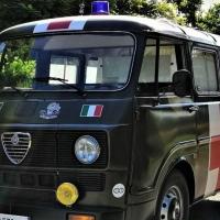 Call of duty: 1980 Alfa Romeo F12 Ambulance