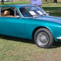 Jaguar badged: 1967 OSI TS 2300