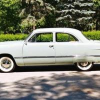 Motown blues: 1949 Ford Custom Club Coupé