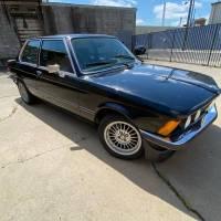 Bubbly E21: 1979 BMW 323i by Hartge