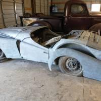Southern project: 1960 Triumph TR3 A