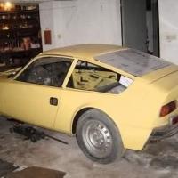 Ivory project: 1970 Alfa Romeo GT Junior by Zagato