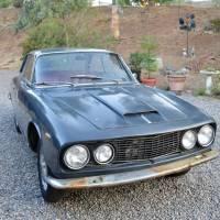 Desert slate: 1962 Alfa Romeo 2600 Sprint by Bertone