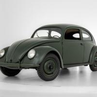 Commander's bug: 1947 Volkswagen Typ 1